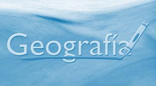 geografía fichero de actividades