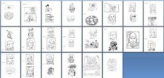 Dibujos Para Colorear De Fechas Patrias Diario Educación