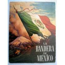 libro bandera de méxico