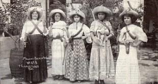 Mujeres-Revolución-Mexicana