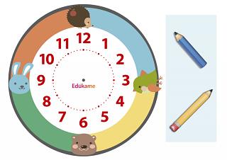 Enseñar A Leer El Reloj De Manecillas Diario Educación