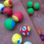 pelotas saltarinas globo