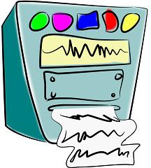 dibujo computadora vieja