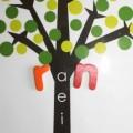 árbol montesori