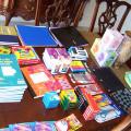 utiles escolares Heather Elias