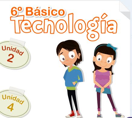 tecnología sexto básico