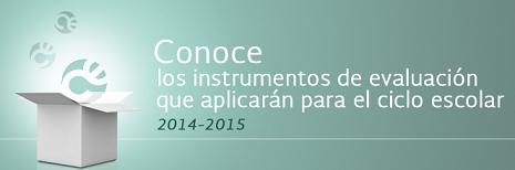 Reportes de evaluacion 2014 2015