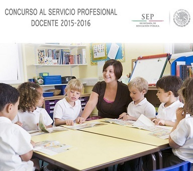 teacher CONCURSO SEP