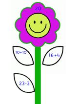 flor matemática
