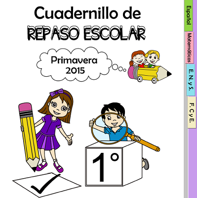 cuadernillo de repaso sep