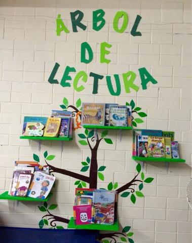 Ideas para ambientar la biblioteca del aula diario educaci n for El rincon de la lectura
