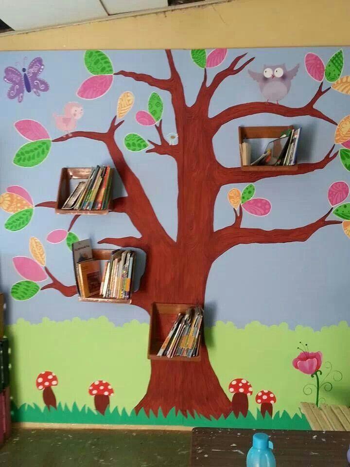 Biblioteca árbol