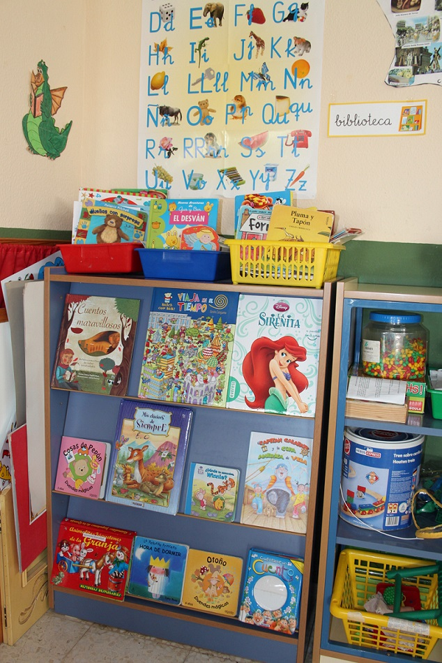 Bibliotecas Aula Infantil