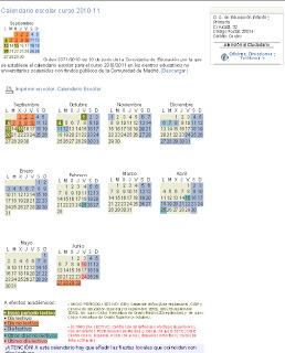 Calendario escolar 2011 madrid pdf 1 calendario escolar for Rea comunidad de madrid