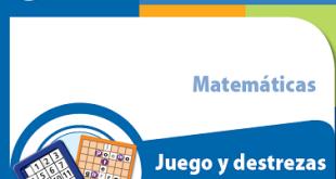 juegos y destrezas matematicas