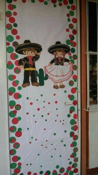 12 ideas para decorar tu sal n el mes patrio diario educaci n - Ideas para decorar tu salon ...