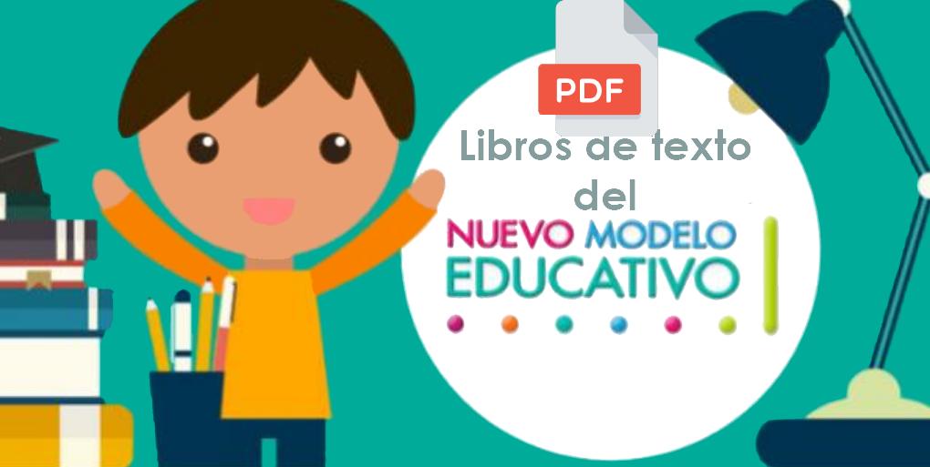 Libros del Nuevo Modelo Educativo PDF | Diario Educación