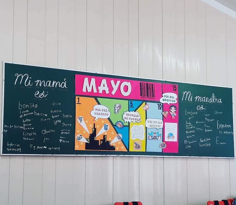 Ideas Para El Periodico Mural Escolar Diario Educacion